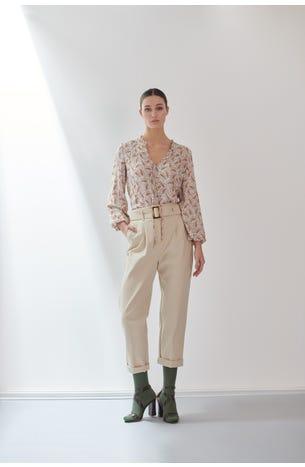 Pantalon Pinzas Banda