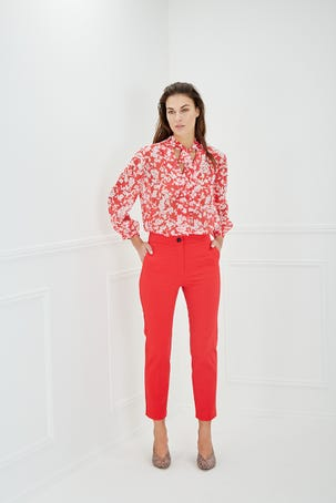 Pantalon Rosa  Recto
