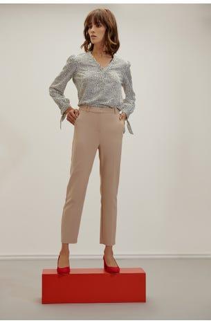 Pantalon Recto Básico