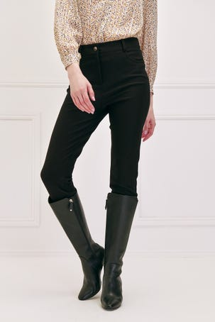 Leggings Jacquard Tipo Jeans