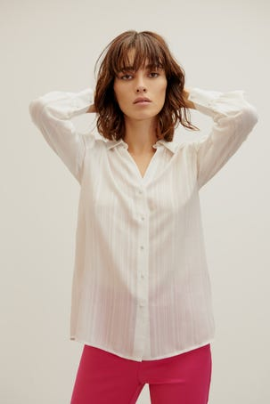 Camisa Textura Rayas