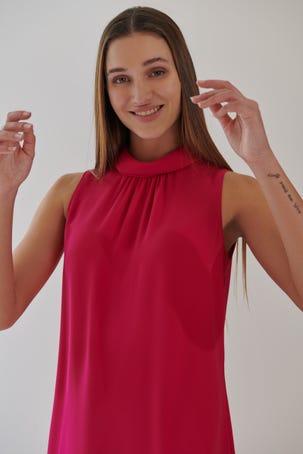 Blusa Cuello Redondo