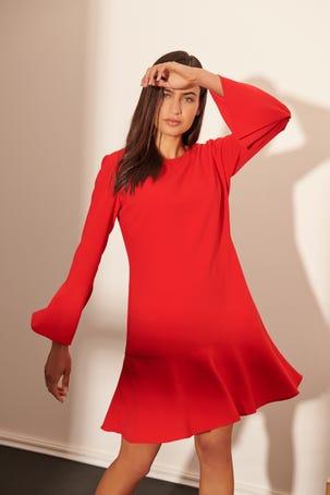 Vestido Campana