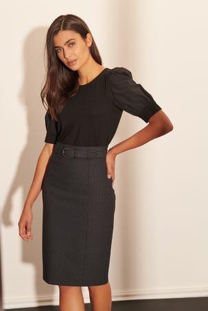 Falda Estampado Geometrico