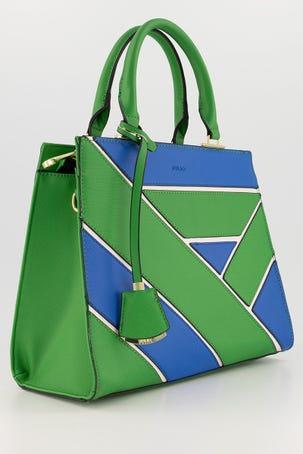 Bolsa Franjas Multicolor