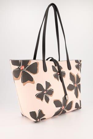 Bolsa Doble Vista Flores