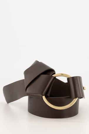 Cinturon Con Nudo