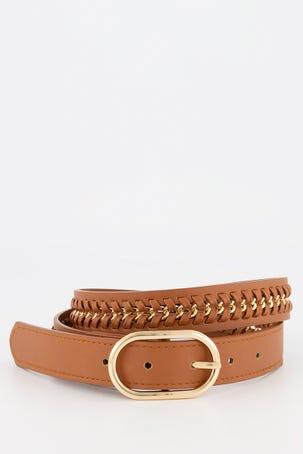 Cinturon Con Cadena