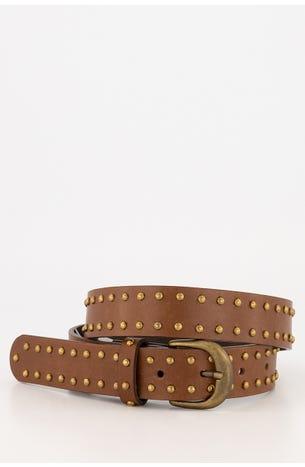 Cinturon Remaches