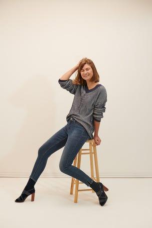 Jeans Skinny Pump Up