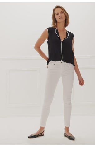Jeans Bruce Blancos