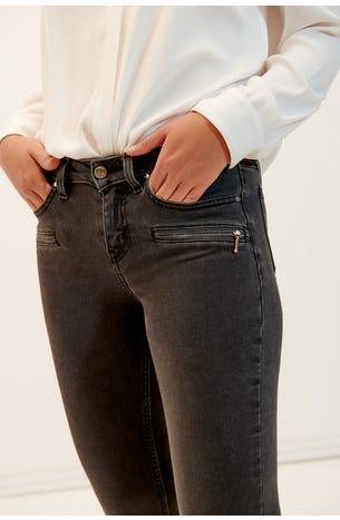 Jeans Entubados  Con  Cierres