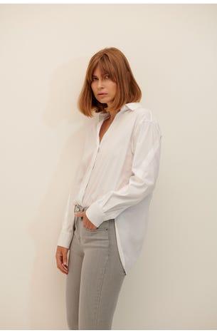 Jeans Skinny Cintura Alta
