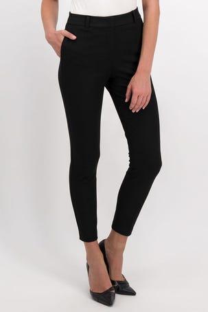 Pantalon Entubado Negro