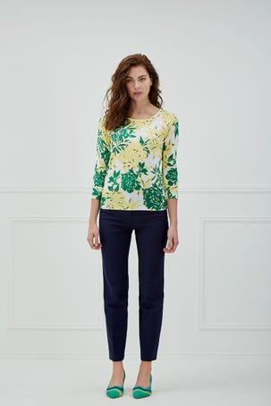 Suéter De Flores