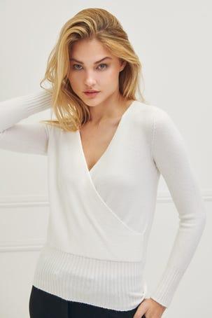Suéter Envolvente