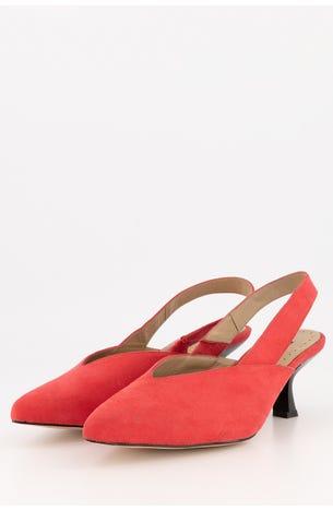 Zapatos Kitten Rosas