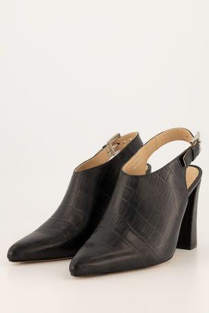 Zapato Puntiagudo Cocodrilo