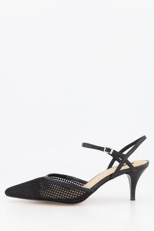Zapato Destalonado Rejilla